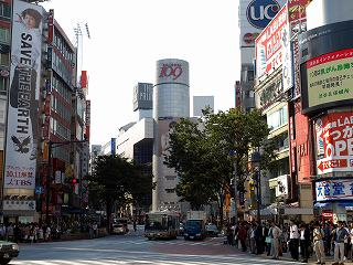 渋谷で待ち合わせ